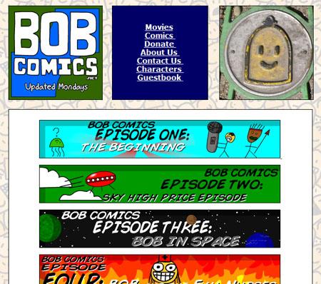 Bob Comics
