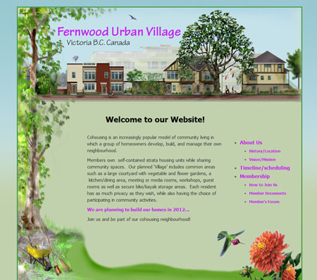 Fernwood Urban Village