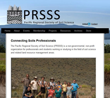 Pacific Regional Society of Soil Science