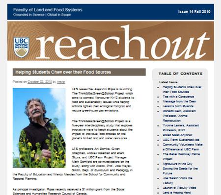 ReachOut Magazine